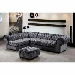L Shape Sofa Set In Nagpur एल शेप सोफा सेट नागपुर