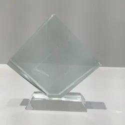 Kite Shape Glass Frame