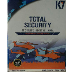 K7 Total Security Antivirus, For Software Industry