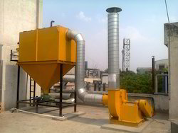 Dust Collector for Chemical industries
