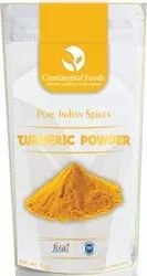 Continental Foods Gujarat Turmeric Powder, Packaging Size: 1Kg to 5Kg, Packaging Type: Stand up Zip-Lock Pouch