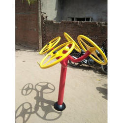Outdoor Exercise Equipment Shoulder Wheel