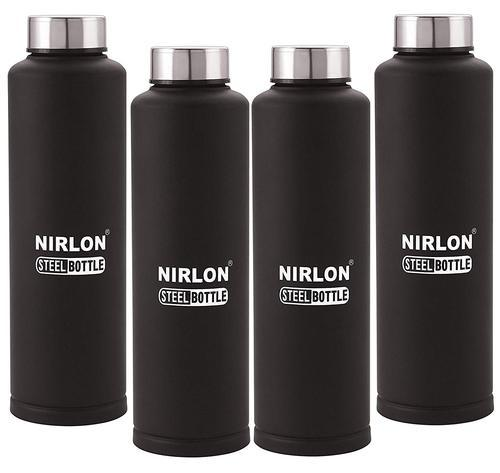 5ef0467c1e4 Nirlon Steel Single Wall Freezer Bottle - WATER BOTTLE Manufacturer from  Mumbai