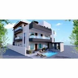 Residential Exterior Wall Designing Services