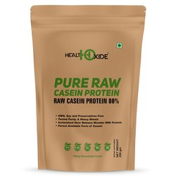HealthOxide Pure Raw Casein Protein 250 gm