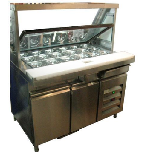Subway Counter Sandwich Station S A G Engineering