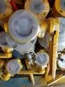 Double Triple Eccentric Butterfly Valve