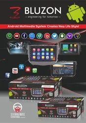 Bluzon Car Android Multimedia Player, Bo-901bt