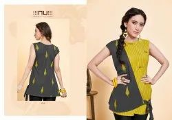 Nitara Present Nu Vol 2 Reron Cotton Short Top Collection