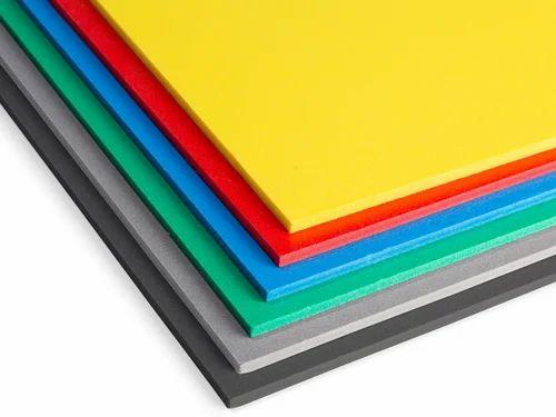 Colored PVC Foam Sheet, PVC Foam Baords, Polyvinyl Chloride Foam ...