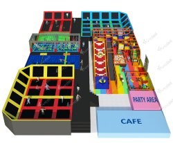 Indoor Soft Play KAPS 4062
