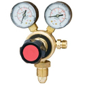 Gas Welding Regulator For Use With Acetylene Gas