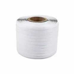 WHITE MANUAL STRAP ROLL