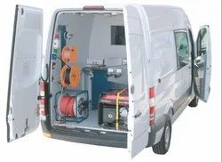 Cable Test Van