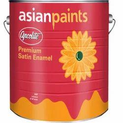 Asian Paints Premium Satin Enamel, Packaging Size: 1 L