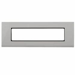 Legrand 8m Module Plate