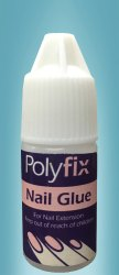 Odourless Nail Adhesive for Artificial Nails