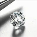 CVD Diamond 1.08ct E SI1 Round Brilliant Cut  HRD Certified Stone