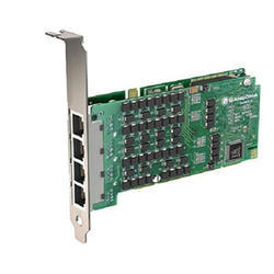 8 Port Digital Telephony Card
