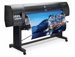 HP DesignJet D5800 60 inch Large Format Printer