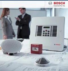 Bosch Fire Alarm Systems