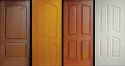 Hinged Panel Doors