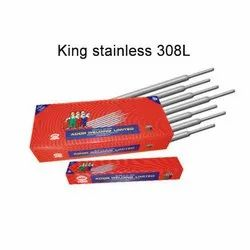 King 308L Stainless Steel Welding Electrode
