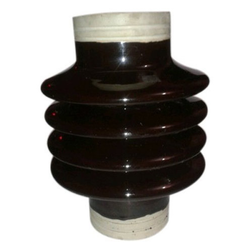 Brown Electrical Porcelain Insulator, Rs 450 /piece M/s Govindpur Ceramics  | ID: 18295632891