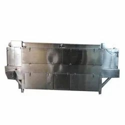 Continuous Tablet Coating Pan