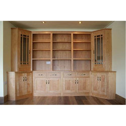 Wooden Living Room Cabinet