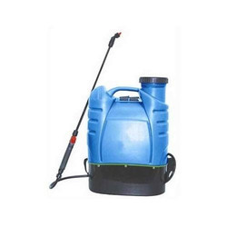 Battery Operated Sprayer Machine