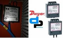 Dwyer Series 616C -5 Differential Pressure Transmitter Range 0-40 Inch wc