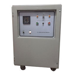 Auto Servo Controlled Voltage Stabilizer