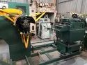 Nagao Servo Feeder Decoiler Straightener