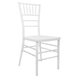 White PP Chiavari Chair