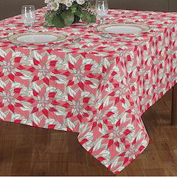 Cotton Printed Table Cloth