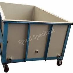 PP Tray with Trolly