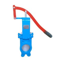 Hand Lever Operated Knife Gate Valve