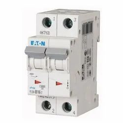 Eaton make DC MCB 500V DP