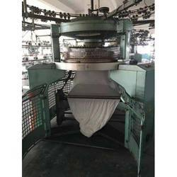 Semi-Automatic Double Jersey Circular Knitting Machine, Capacity: 400 kg per day