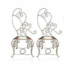 IR152 Golden Fancy Chair