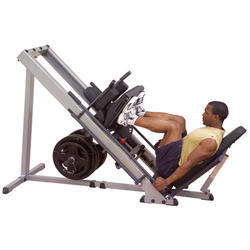 Leg Press & Hack Squat Machine