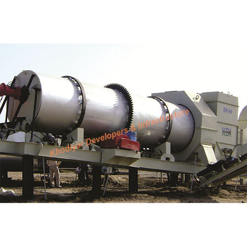 DM 60 Asphalt Drum Mixing Plant