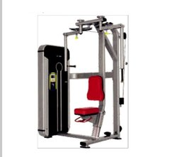 Seated Straight Arm Clip Chest TNT 002A