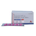 Drotaverine HCL & Mefenamic Acid Tablets