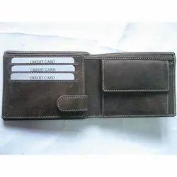 Male Men Leather Wallets