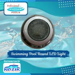 Swimming Pool Round LED Light