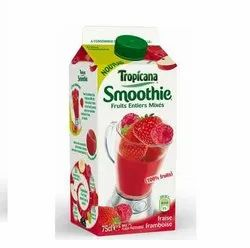 Tropicana Strawberry Smoothie Fruit Juice