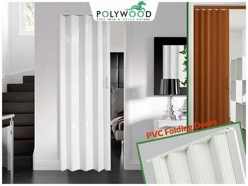 PVC Sliding Folding Doors Partitions