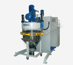 Container Mixers For Plastic Industry